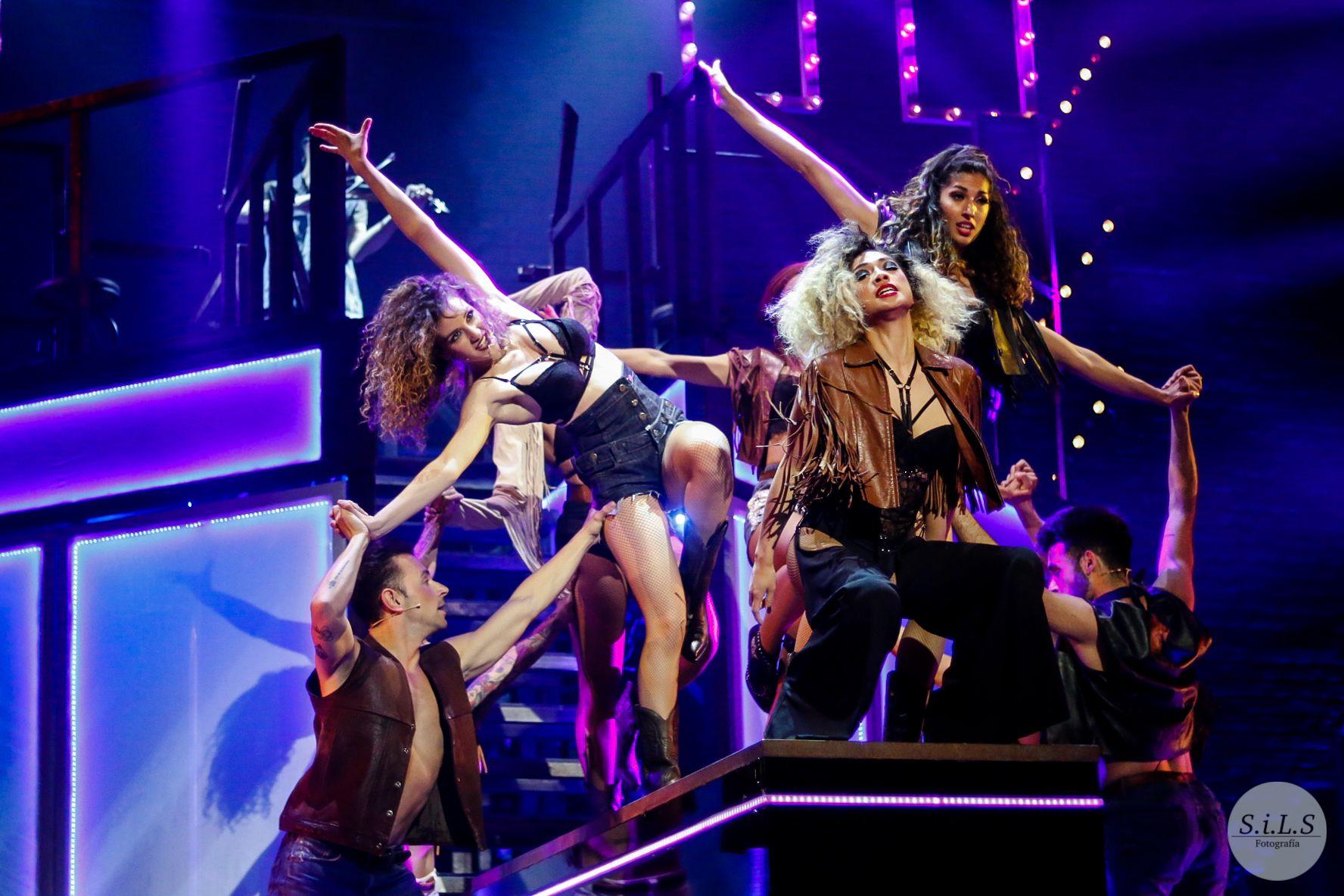 Flashdance El Musical Flashdanceelmusical Perfil Pinterest