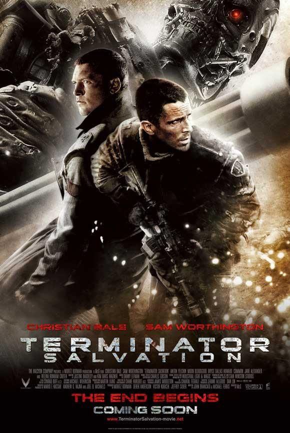 Terminator Salvation 27x40 Movie Poster 2009 With Images