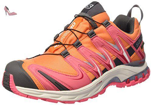 Salomon 3d Xa Pro Trail Running FemmeNaranjaorange GtxSneakers tQCrshd