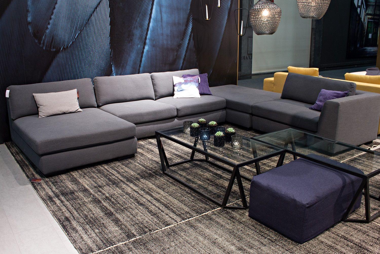 Paso Doble Sofa | Luxury Home Furniture, Swedish Design Sofa, Living Furniture