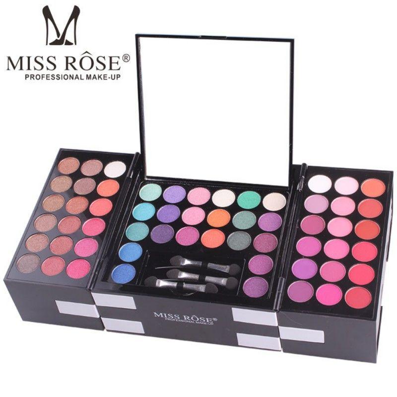 4c4ca79be625 Professional Women Makeup Set Big Powder Box Palette Makeup 150/180 ...