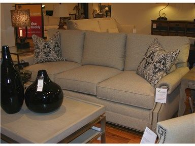 Vanguard Furniture American Bungalow Gutherly Sofa 648 S And Other Living Room Sofas At Goods In North Carolina