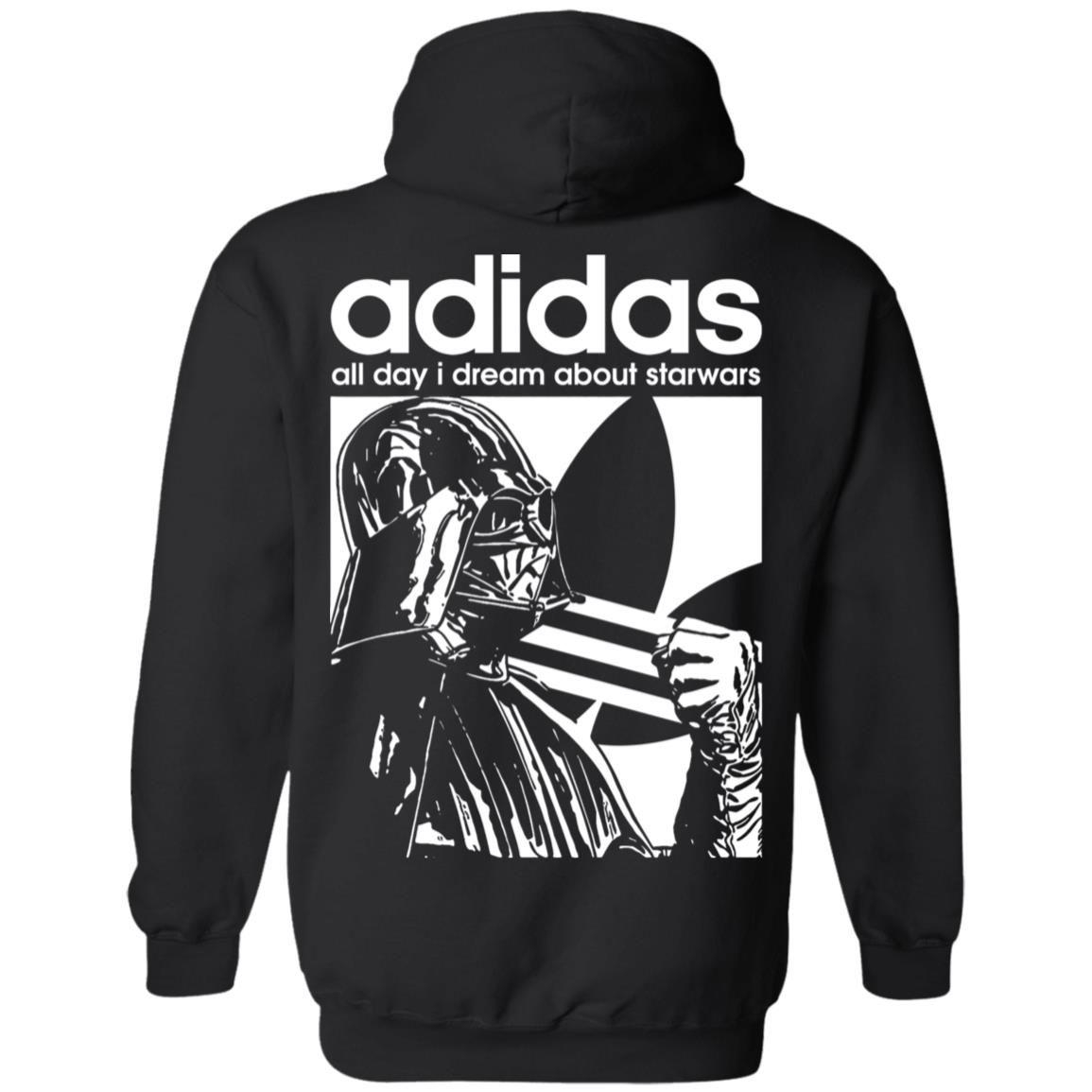 Star Wars Adidas Darth Vader Pullover Hoodie Zamrie Kids Pullover Hoodie Adidas Star Wars Hoodies [ 1155 x 1155 Pixel ]