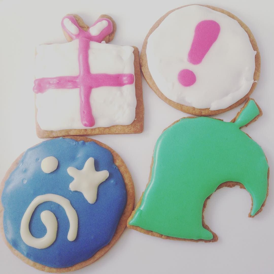 Animal Crossing Porn Villagers cookies animal crossing #acnl #cakes #cookies #biscuits