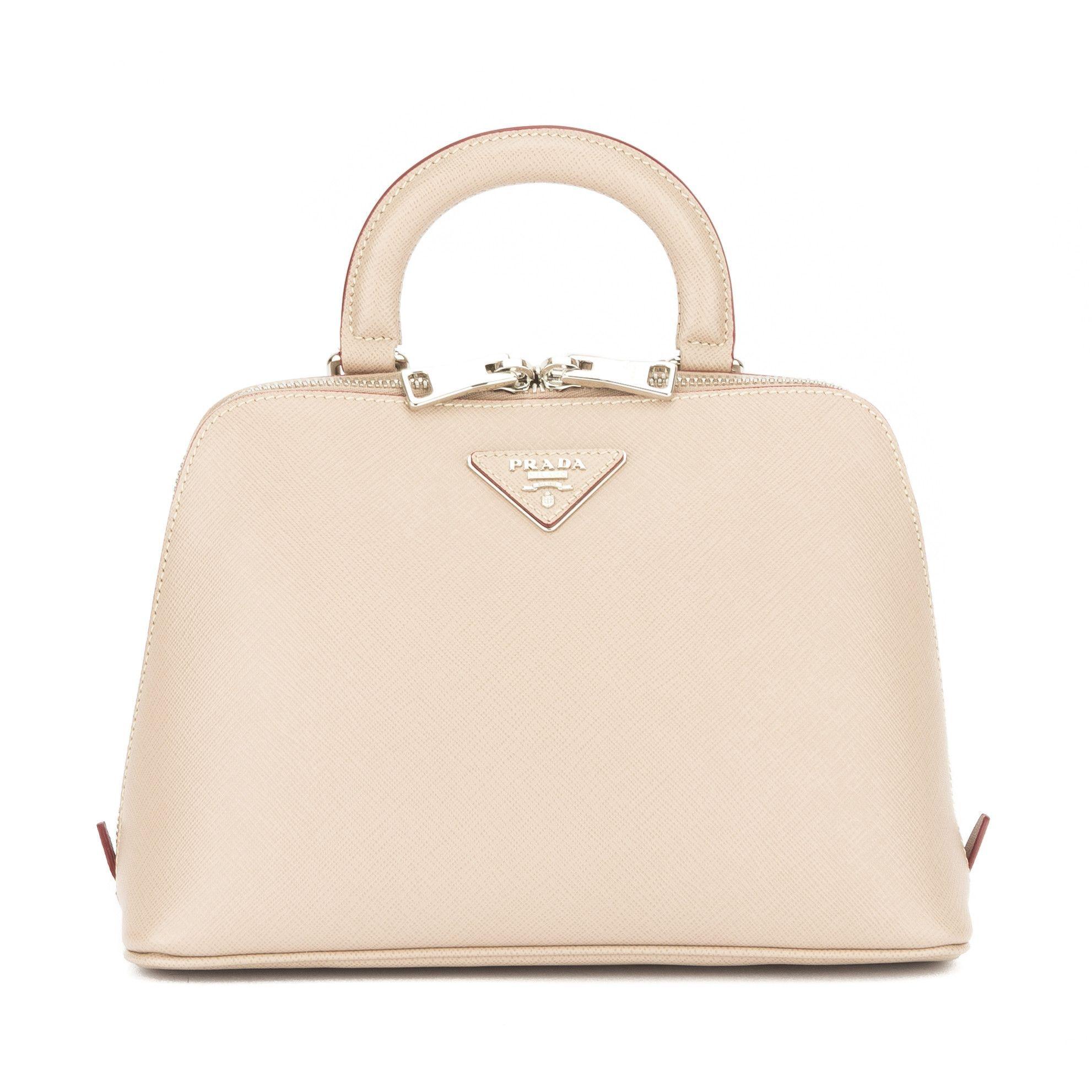 fa35bba2c176 Prada Saffiano Leather Promenade Backpack (New with Tags)