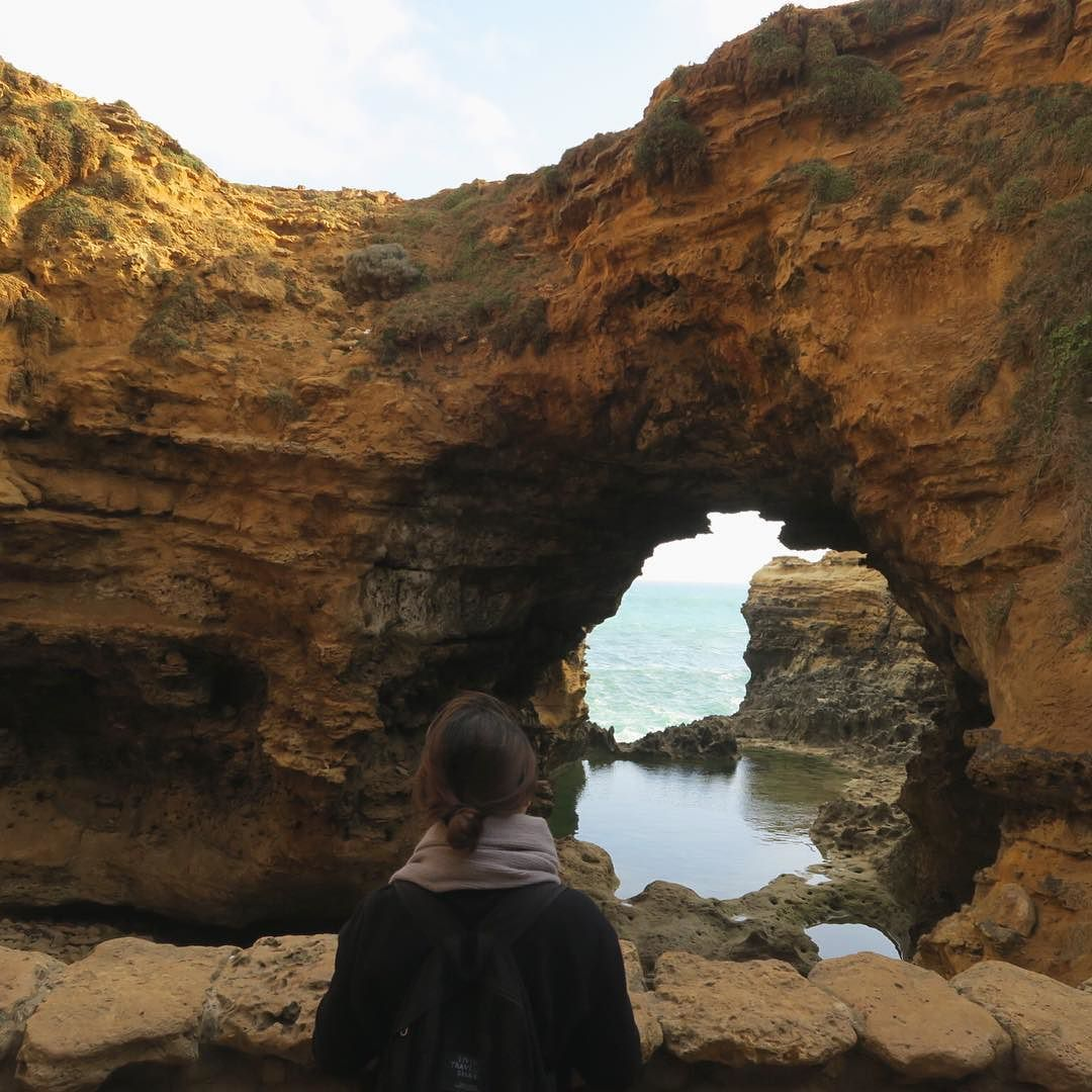 The magnificient Grotto one of my favourite scenic views on #greatoceanroad. by hildamildaa