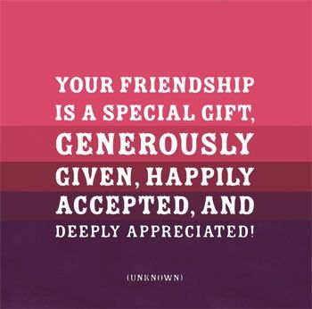 Friendship memorable-quotes   inspiration   Pinterest   Friendship ...