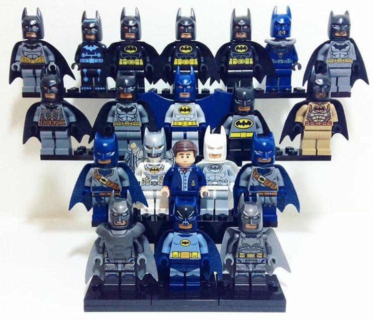Batman Lego Figures | Lego batman