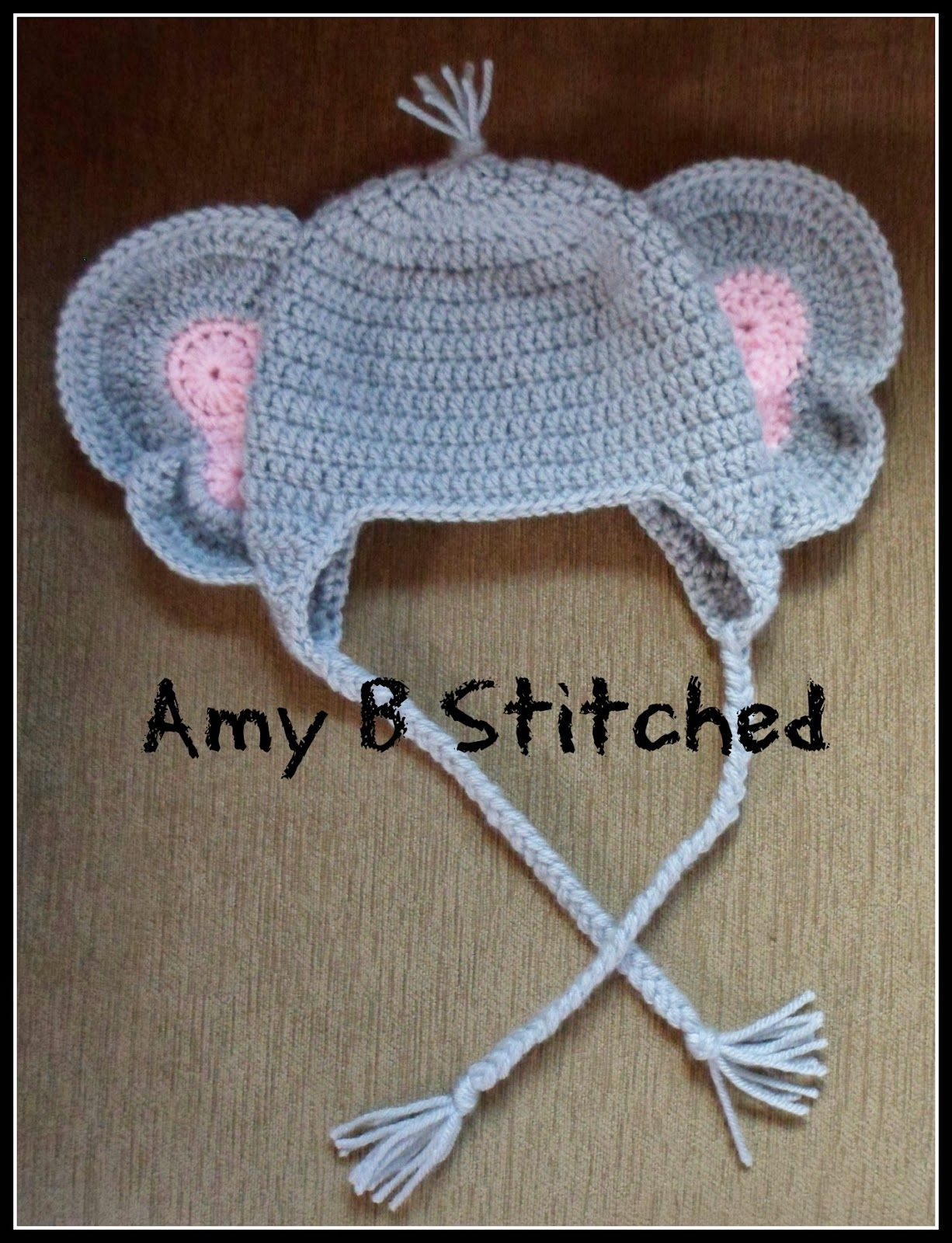 6d5b3707443 PATTERN REVIEW A Stitch At A Time for Amy B Stitched  Newborn Angel Wings  and