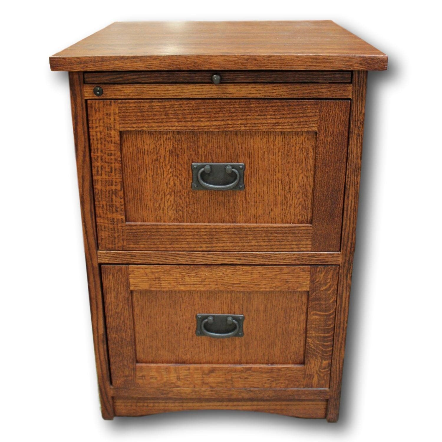 Beautiful Mission Lateral File Cabinet