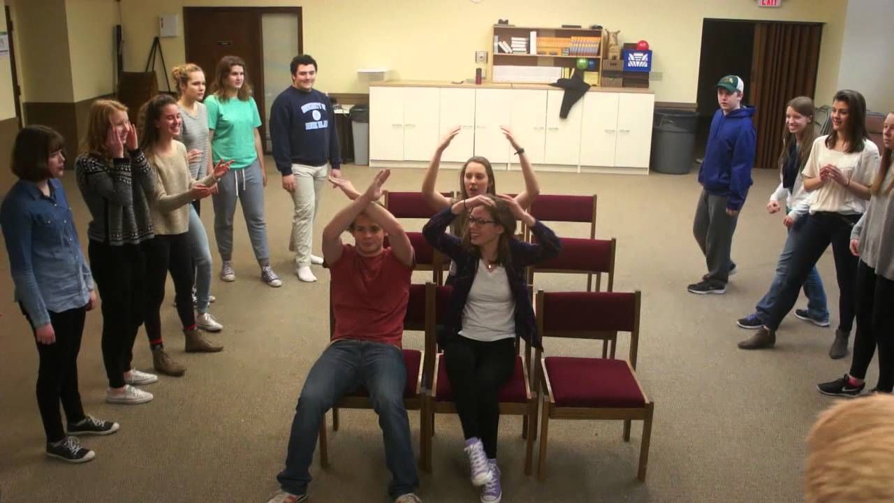 Human Tic Tac Toe Youth Games Pinterest Youth Group Games