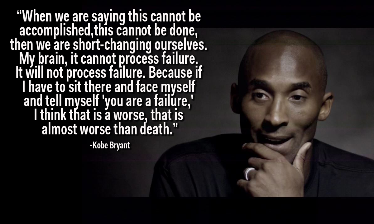 Kobe Bryant Quotes The 14 Most Inspirational Quotes And Moments From Kobe Bryant's Auto .