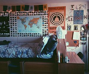 Surprising Untouched Dorm Rooms Are Not Very Nice To Look At Sure Beutiful Home Inspiration Semekurdistantinfo