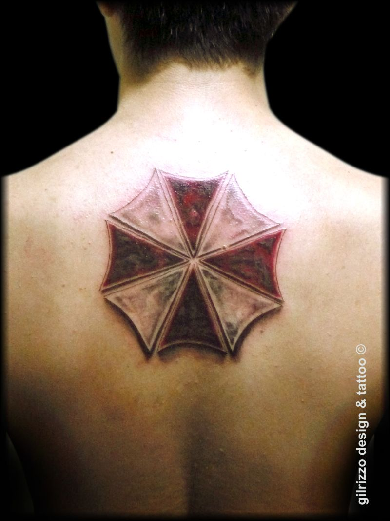 tattoo umbrella corp by on deviantart tattoos pinterest tattoo. Black Bedroom Furniture Sets. Home Design Ideas