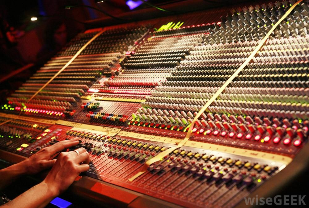 Connecting Analog Mixer to Audio Interface Recording Studio Blog - studio recording engineer sample resume