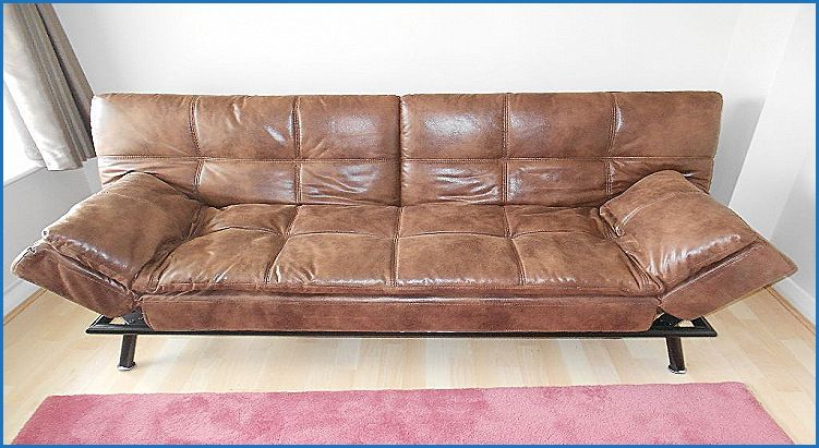 Luxury Texas Faux Leather Sofa Bed Http Countermoon Org