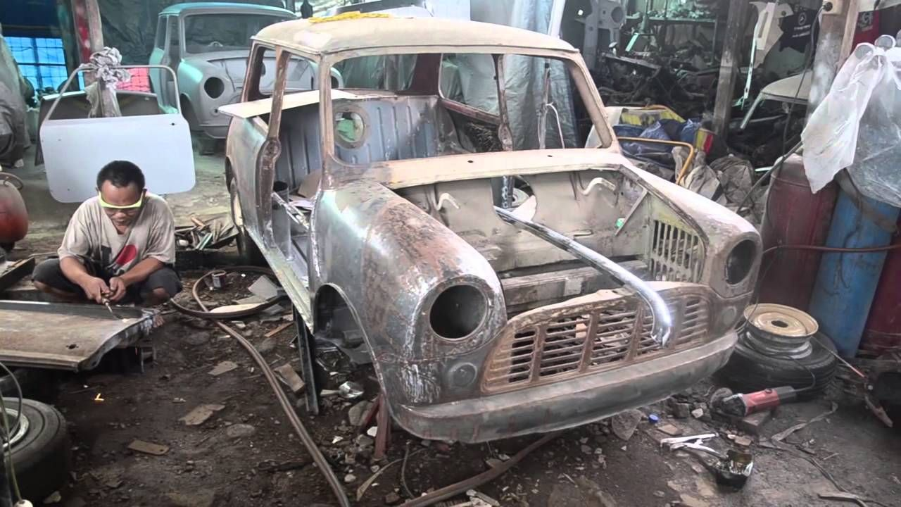 Qq Mini Morris Bengkel Specialis Mobil Mini Morris Bengkel Mobil