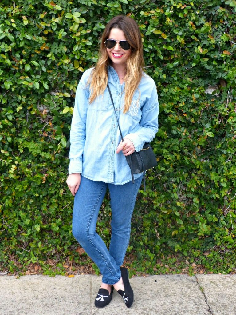 Canadian Tuxedo In LA – The Fabulous Life of A Natural Disaster