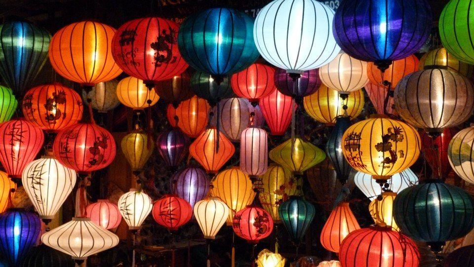 Lights #design #vietnam #colorful asean association of south east