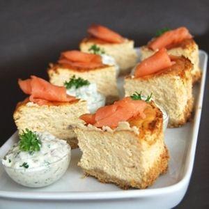 Cheesecake version salé | Recette, Sauce tartare, Recettes ...
