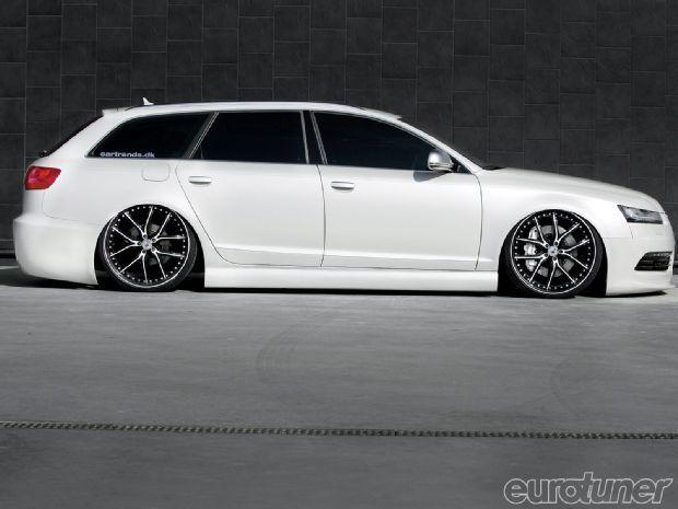 2006 Audi A6 Avant Quattro V6 3 0 Tdi Engine Eurotuner