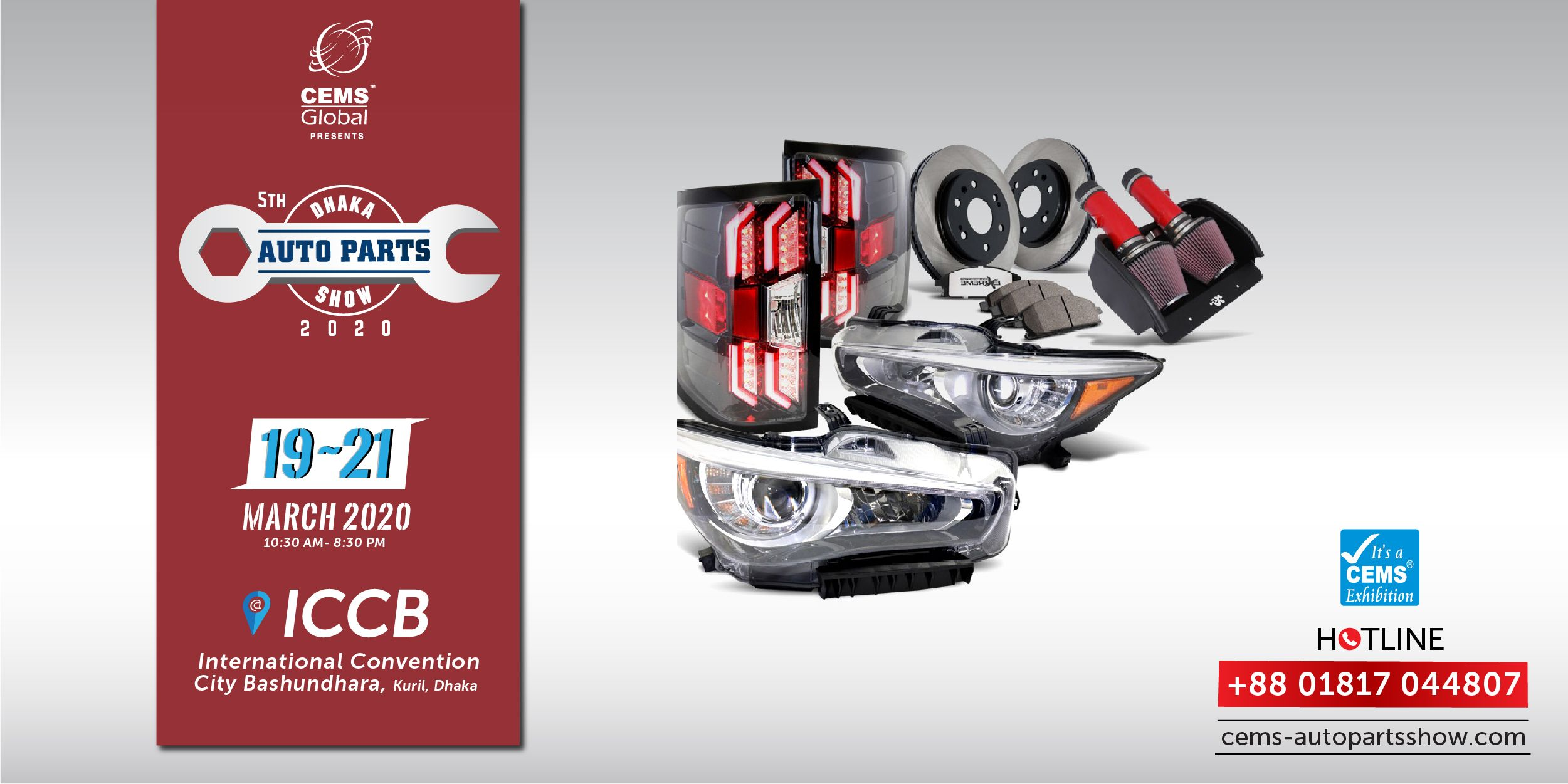 Are You Waiting For The Next Dhaka Auto Parts Show Win Your