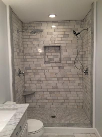 User Submitted Photo Home Depot Grecian White Marble 3 X 6 Tile
