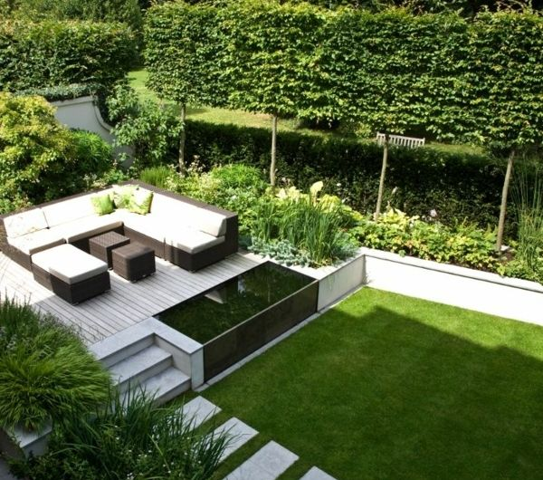 Moderne Schöne Gartenmöbel Rattan. Schönen Garten Gestalten Garten Ideen  Garten