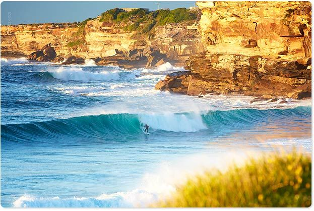 Unfortunately that is not me at Bronte this morning. Sigh