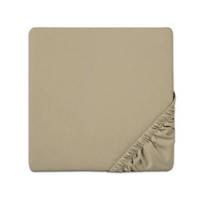 Sweet Home Collection Microfiber Fitted Sheet Color: