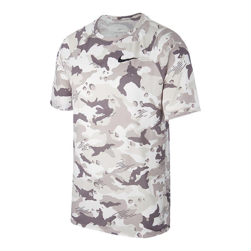 00ea350ee1bada Nike Dry Men's Legend Camo Printed T Shirt   Products in 2019   Camo ...