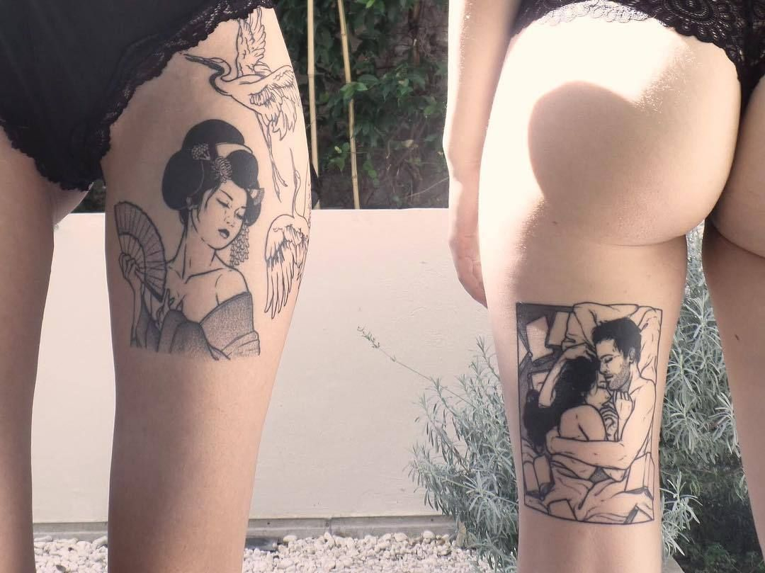 Cool tattoos for a girl the classy issue  tattoo  pinterest  classy tattoo and piercings