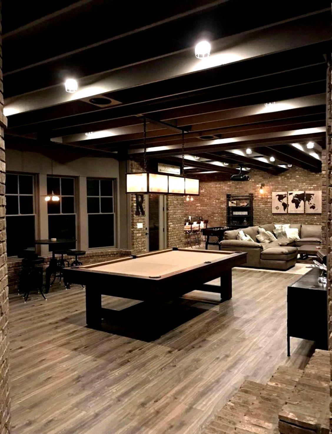 Basement ceiling ideas low ceiling