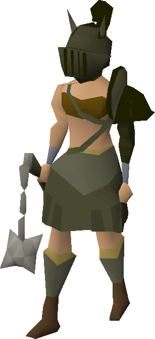 Image Result For Runescape Female Armor Osrs Cosplay Pinterest