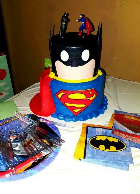 Batman Vs Superman Batman Birthday Superman Party