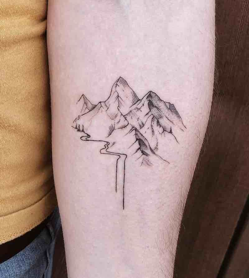 Photo of 23 Remarkable Mountain Tattoos – Tattoo Insider
