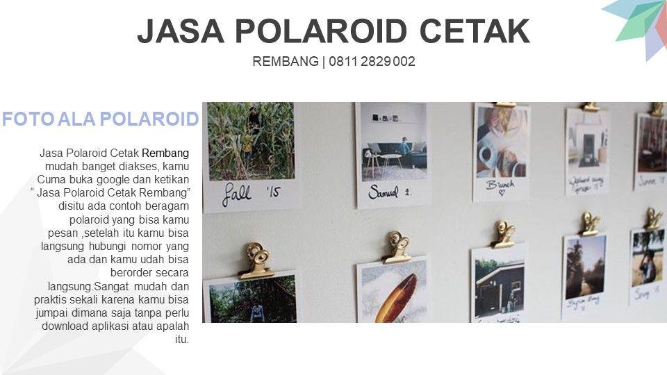 Cetak Foto Murah Foto Ala Ala Polaroid Yang Lagi Kekinian Dan Banget Murahnya Bisa Langsung Di Dapat Hanya Berorder Di Jasa Polaroid Cetak R Polaroid Pencetakan