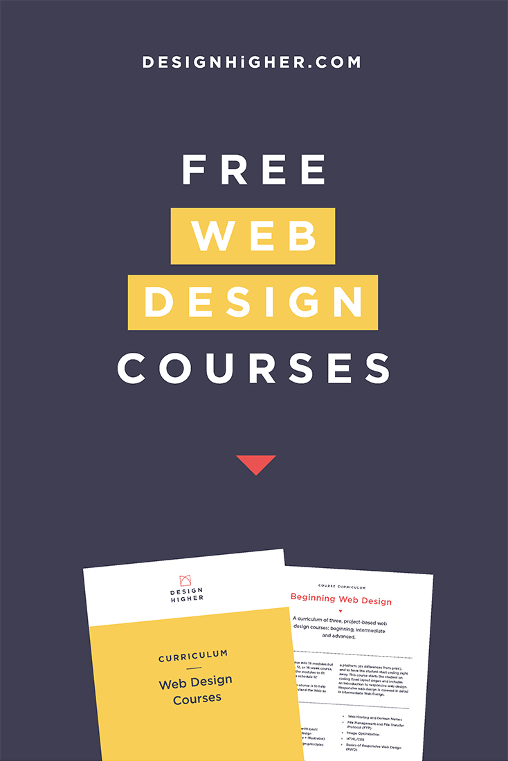How To Make Your Web Design Courses Successful Web Design Course Web Design App Design