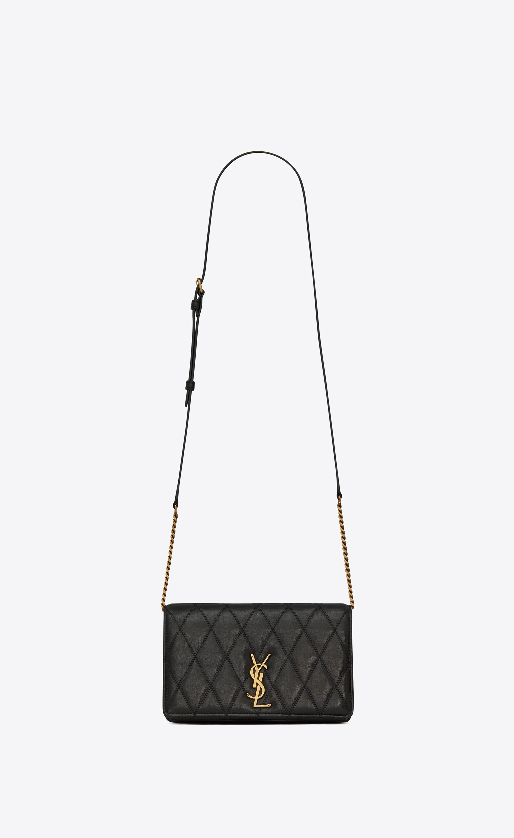 728563a8a9e ANGIE chain bag in diamond-quilted lambskin in 2019 | Fashion | Bags ...