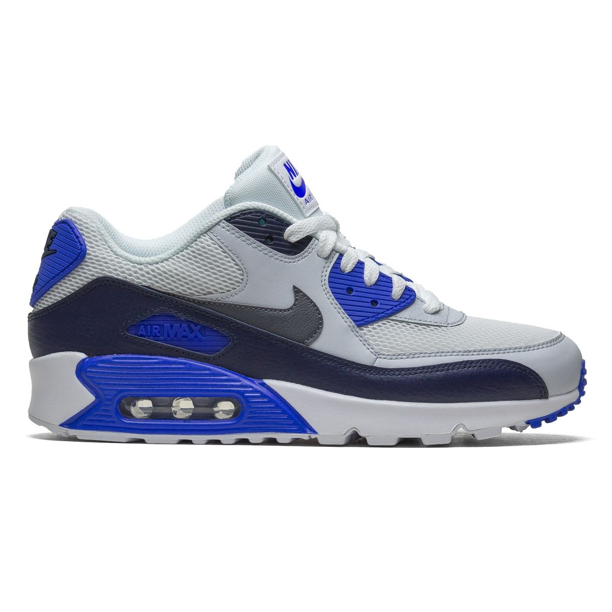 nike air max 90 essential azul
