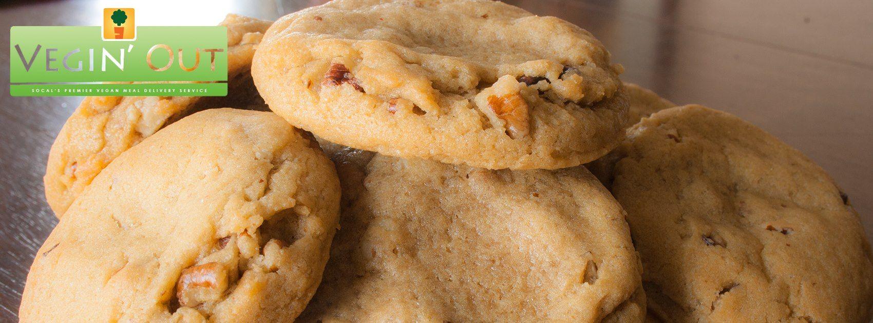 Maples Pecan Vegan Cookies