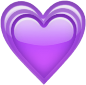Urple Hearts Heart Corazon Violeta Corazones Amor Purple Love Heart Emoji Png Image With Transparent Background Png Free Png Images In 2020 Love Heart Emoji Purple Love Heart Emoji