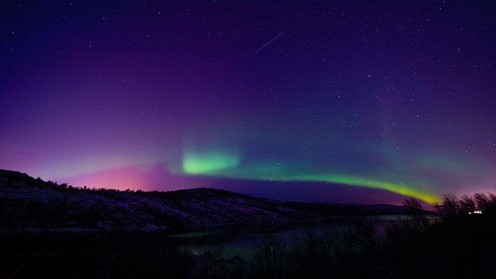 A spectacular display of the Northern Lights - Al Jazeera English
