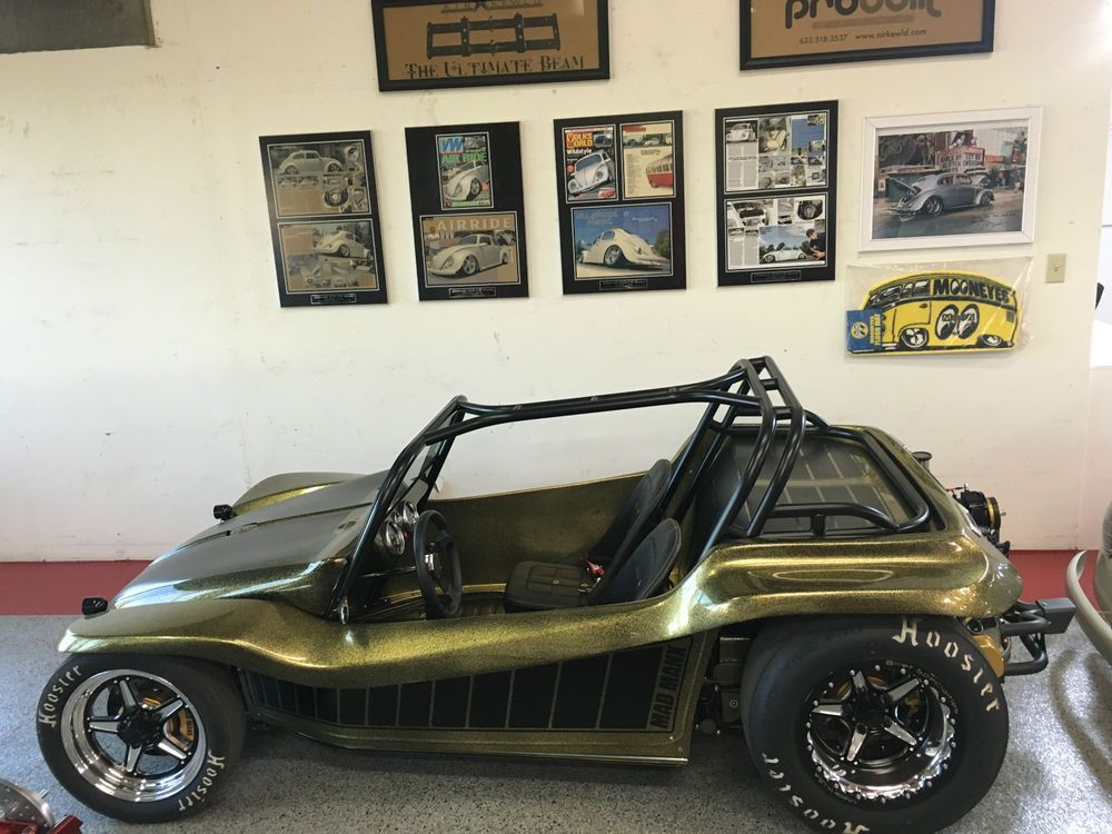 details about 1963 volkswagen dune buggy kit manx race car gold flake race car manx dune and. Black Bedroom Furniture Sets. Home Design Ideas