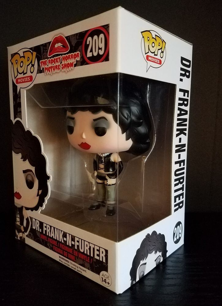 Funko Pop Movies The Rocky Horror Picture Show Dr Frank N Furter