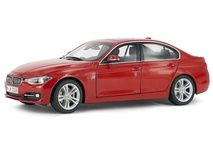 BMW F30 (3 Series) 1/18 Red