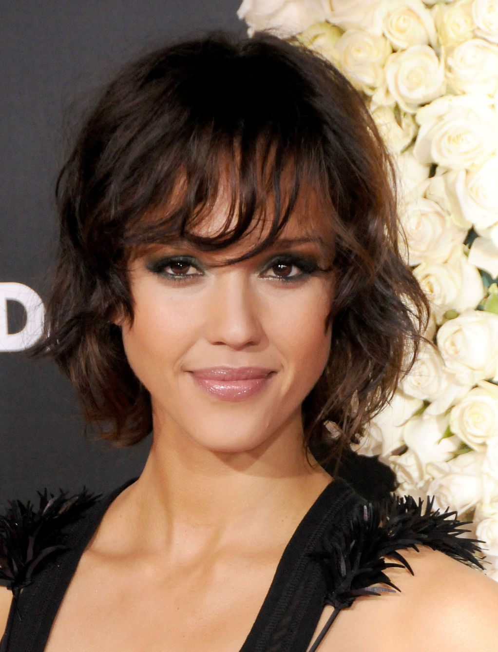 The Best Cuts For Fine Curly Hair And A High Forehead High