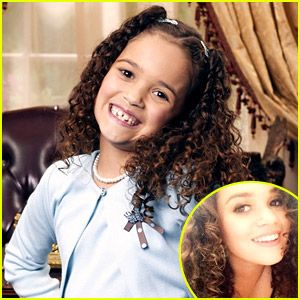 Good Madison Pettis Live Tweets Old Episodes Of U0027Cory In The Houseu0027