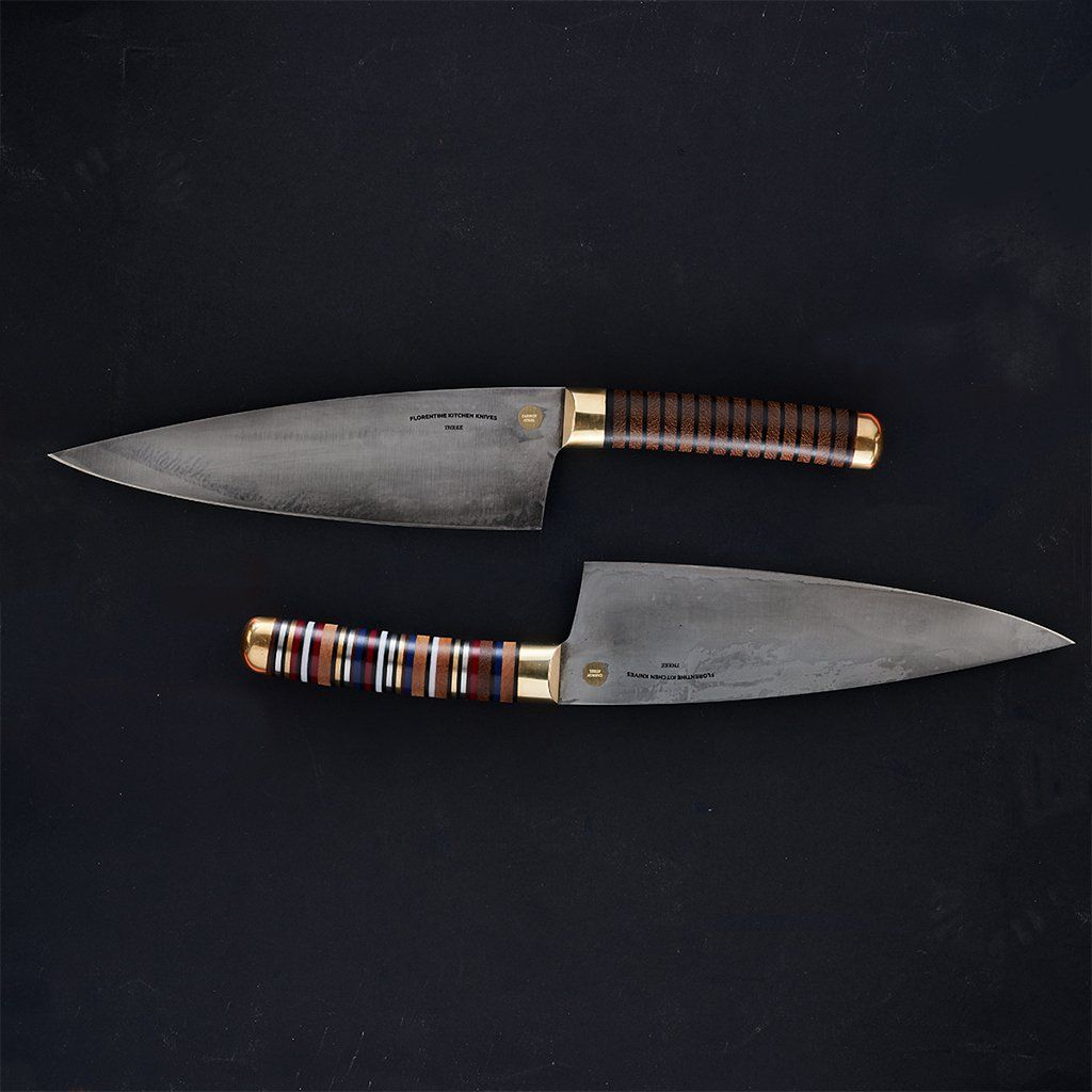 These Are The Carbon Steel Versions Of Our 3Rd Cook's Knife Design Delectable Kitchen Knife Design Design Decoration
