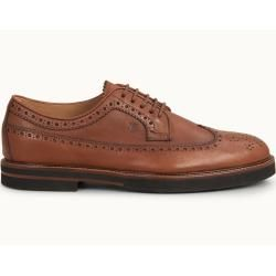 Photo of Tod's – Schnürschuhe aus Leder, Braun, 10.5 – Shoes Tod's